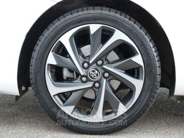 Toyota AURIS HSD 136h Design BLANC NACRE Occasion - 9