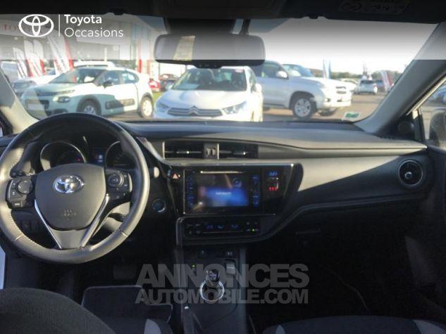 Toyota AURIS HSD 136h Design RC18 Blanc Pur Occasion - 4