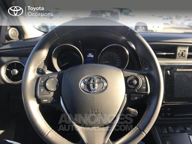 Toyota AURIS HSD 136h Design RC18 Blanc Pur Occasion - 5