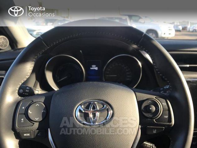 Toyota AURIS HSD 136h Design RC18 Blanc Pur Occasion - 7