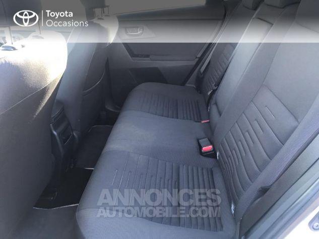 Toyota AURIS HSD 136h Design RC18 Blanc Pur Occasion - 13