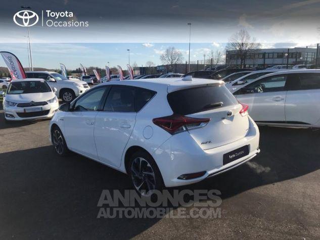 Toyota AURIS HSD 136h Design RC18 Blanc Pur Occasion - 17