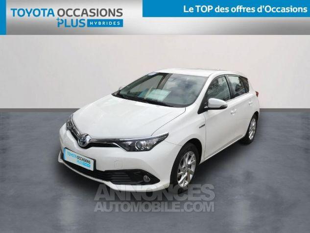 Toyota AURIS HSD 136h Dynamic BLANC PUR Occasion - 0