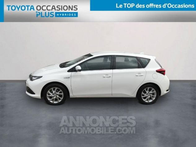 Toyota AURIS HSD 136h Dynamic BLANC PUR Occasion - 2
