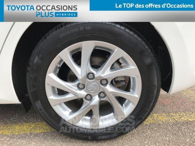 Toyota AURIS HSD 136h Dynamic BLANC PUR Occasion - 3