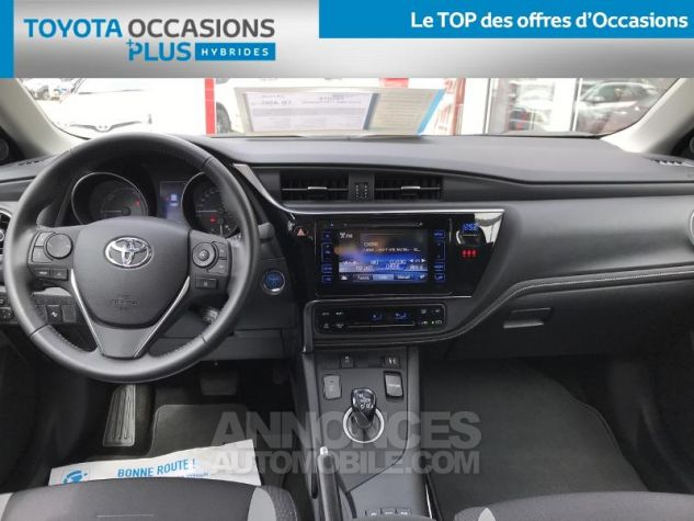Toyota AURIS HSD 136h Dynamic BLANC PUR Occasion - 4