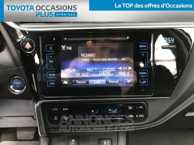 Toyota AURIS HSD 136h Dynamic BLANC PUR Occasion - 6