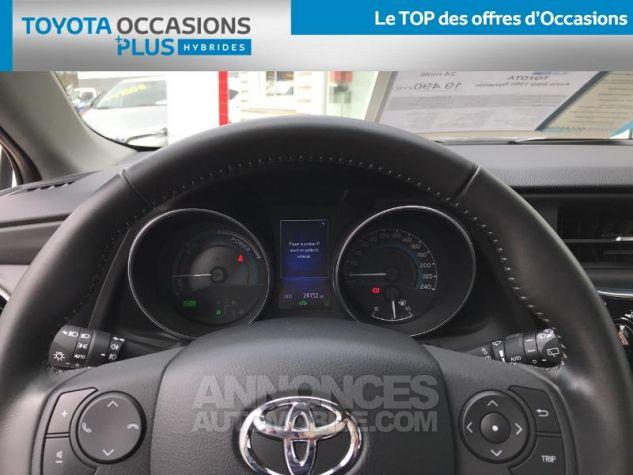 Toyota AURIS HSD 136h Dynamic BLANC PUR Occasion - 7