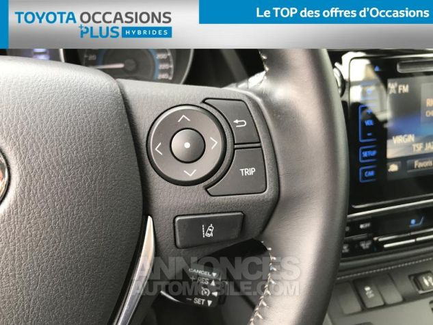 Toyota AURIS HSD 136h Dynamic BLANC PUR Occasion - 9