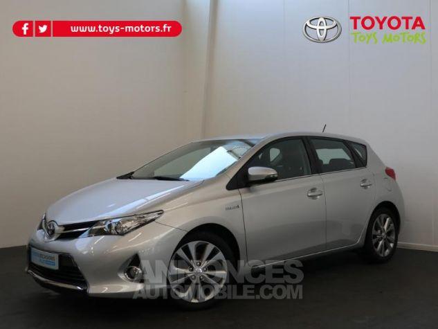 Toyota AURIS HSD 136h Dynamic Gris Aluminium Occasion - 0