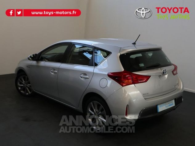 Toyota AURIS HSD 136h Dynamic Gris Aluminium Occasion - 1