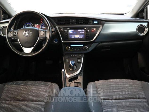 Toyota AURIS HSD 136h Dynamic Gris Aluminium Occasion - 2