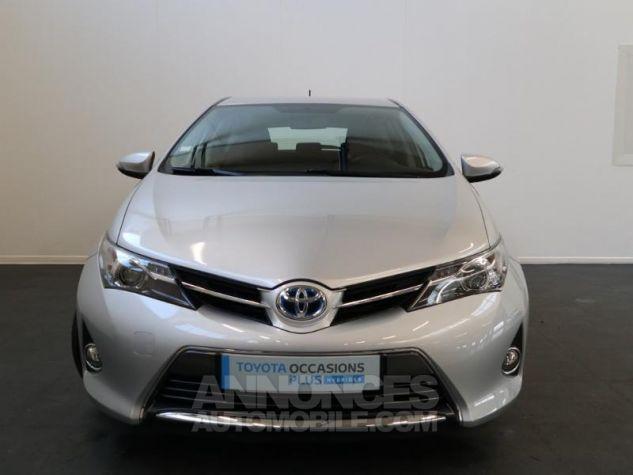 Toyota AURIS HSD 136h Dynamic Gris Aluminium Occasion - 12