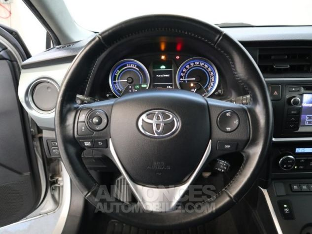 Toyota AURIS HSD 136h Dynamic Gris Aluminium Occasion - 14