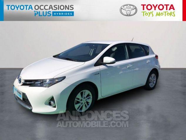 Toyota AURIS HSD 136h Dynamic Blanc Occasion - 0