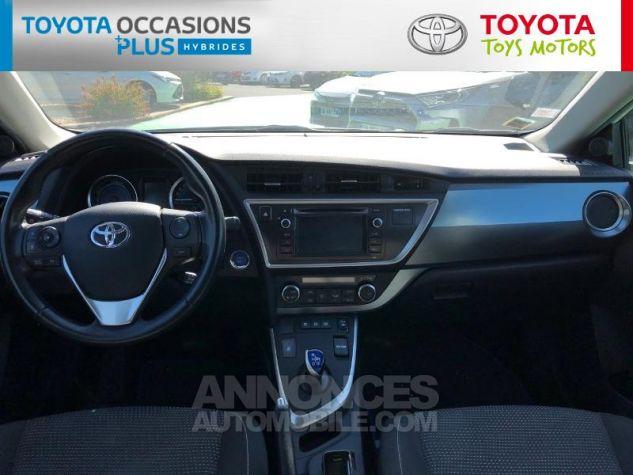 Toyota AURIS HSD 136h Dynamic Blanc Occasion - 4