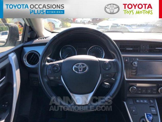 Toyota AURIS HSD 136h Dynamic Blanc Occasion - 5
