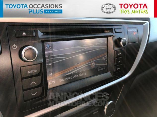 Toyota AURIS HSD 136h Dynamic Blanc Occasion - 6