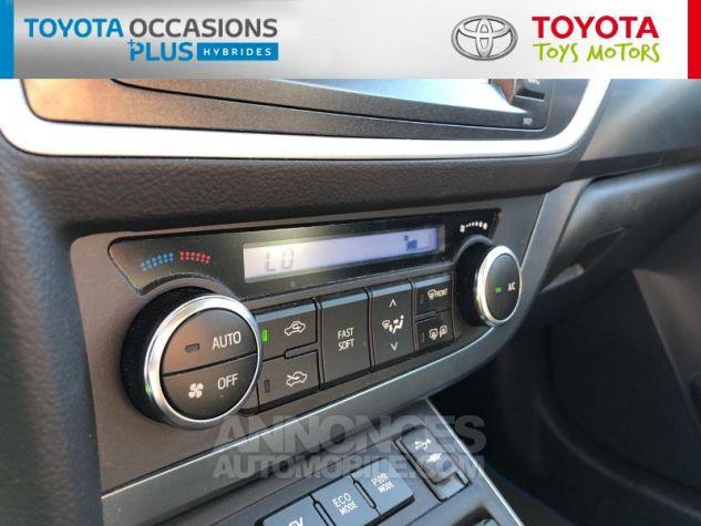 Toyota AURIS HSD 136h Dynamic Blanc Occasion - 10