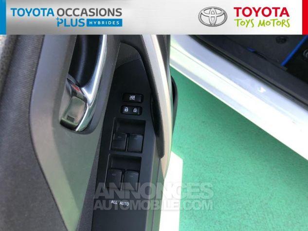 Toyota AURIS HSD 136h Dynamic Blanc Occasion - 11