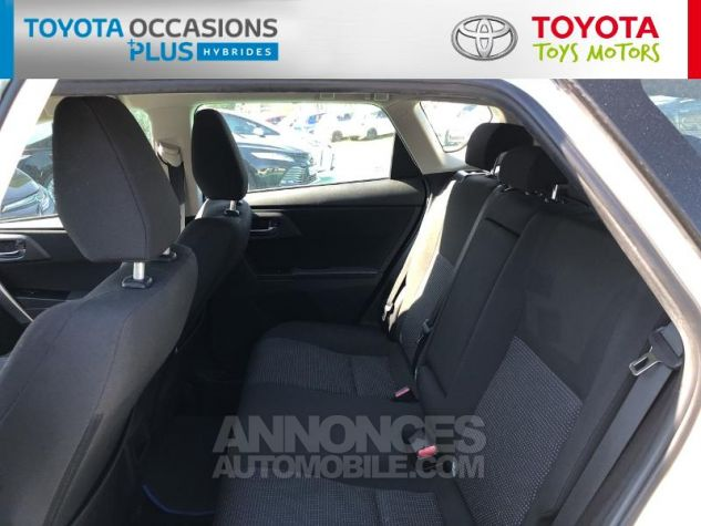 Toyota AURIS HSD 136h Dynamic Blanc Occasion - 13