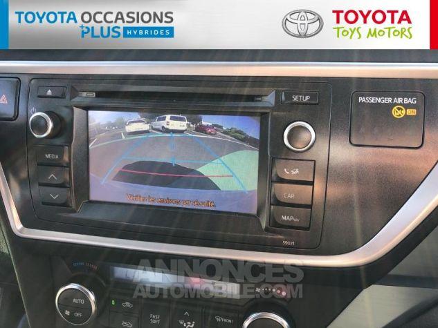 Toyota AURIS HSD 136h Dynamic Blanc Occasion - 15