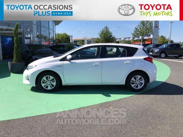 Toyota AURIS HSD 136h Dynamic Blanc Occasion - 18
