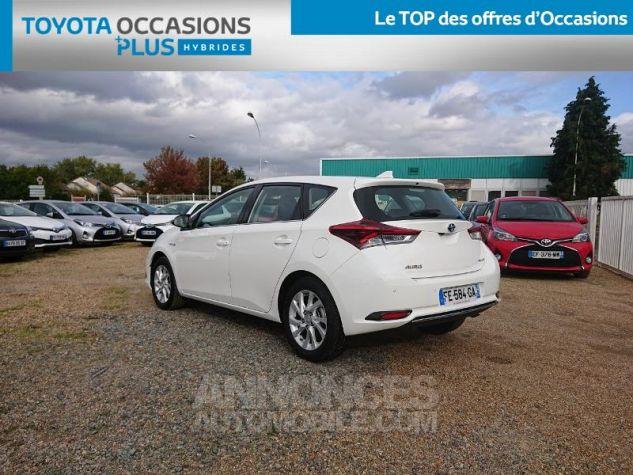 Toyota AURIS HSD 136h Dynamic Business RC18 Blanc Pur Occasion - 1