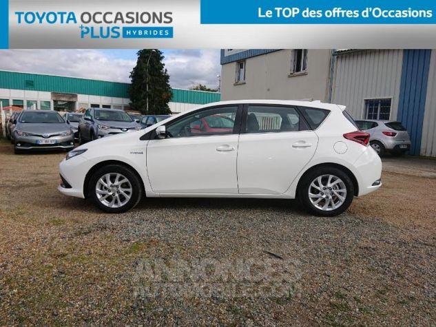 Toyota AURIS HSD 136h Dynamic Business RC18 Blanc Pur Occasion - 2