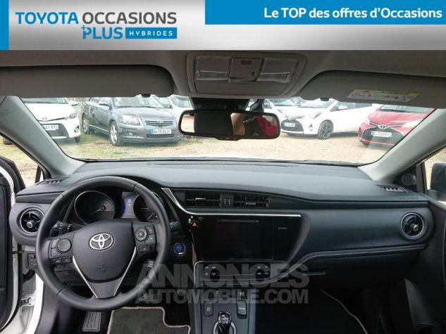 Toyota AURIS HSD 136h Dynamic Business RC18 Blanc Pur Occasion - 4