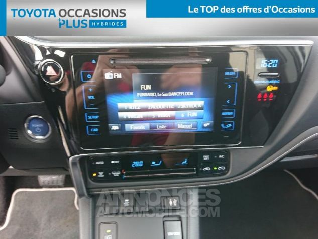 Toyota AURIS HSD 136h Dynamic Business RC18 Blanc Pur Occasion - 6