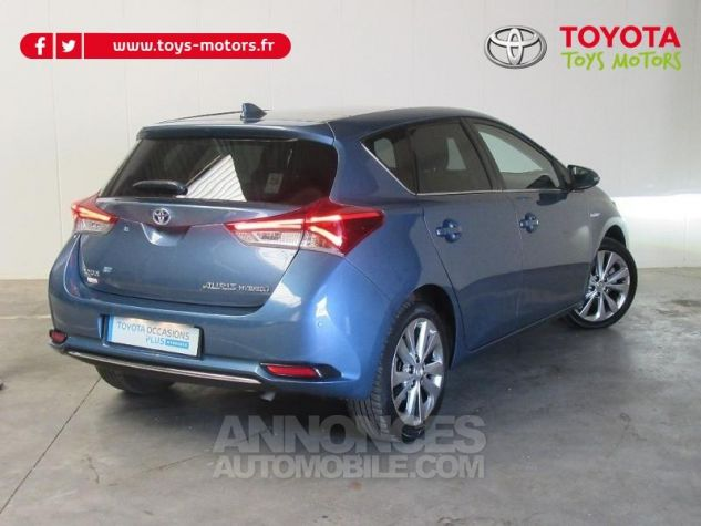 Toyota AURIS HSD 136h Executive BLEU C Occasion - 1