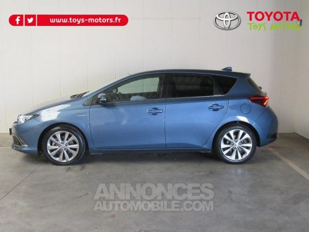 Toyota AURIS HSD 136h Executive BLEU C Occasion - 2