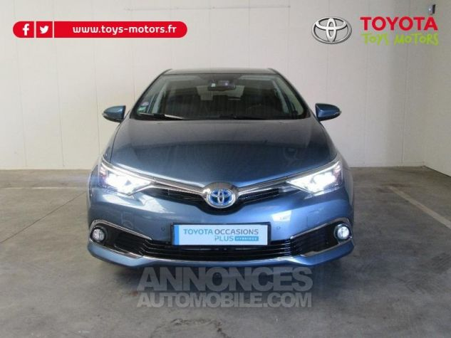 Toyota AURIS HSD 136h Executive BLEU C Occasion - 3