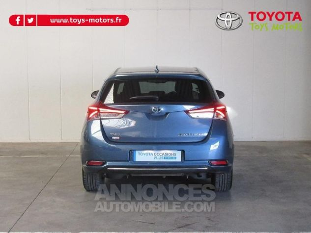 Toyota AURIS HSD 136h Executive BLEU C Occasion - 4