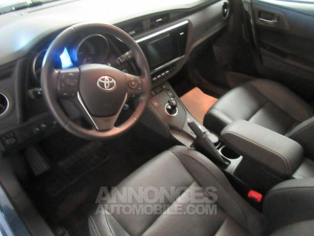 Toyota AURIS HSD 136h Executive BLEU C Occasion - 7