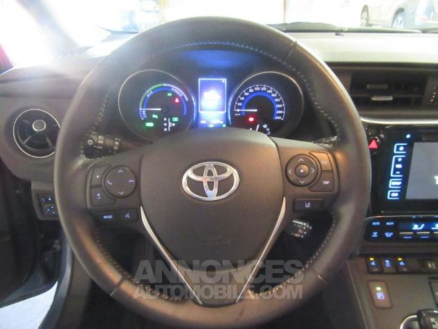 Toyota AURIS HSD 136h Executive BLEU C Occasion - 9