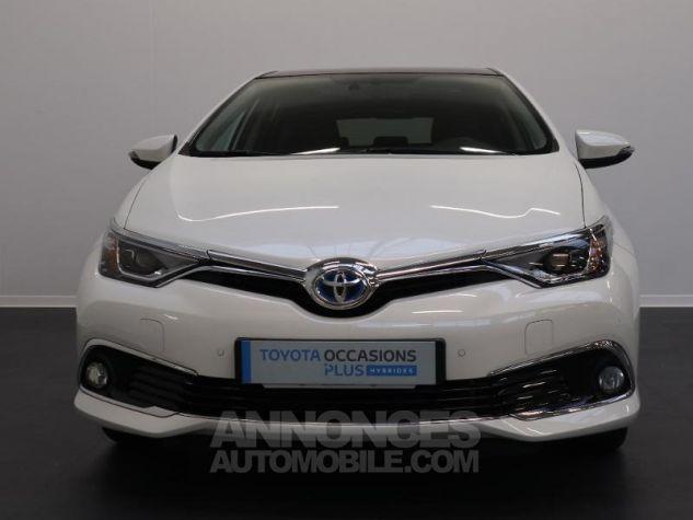 Toyota AURIS HSD 136h Executive BLANC NACRE Occasion - 11