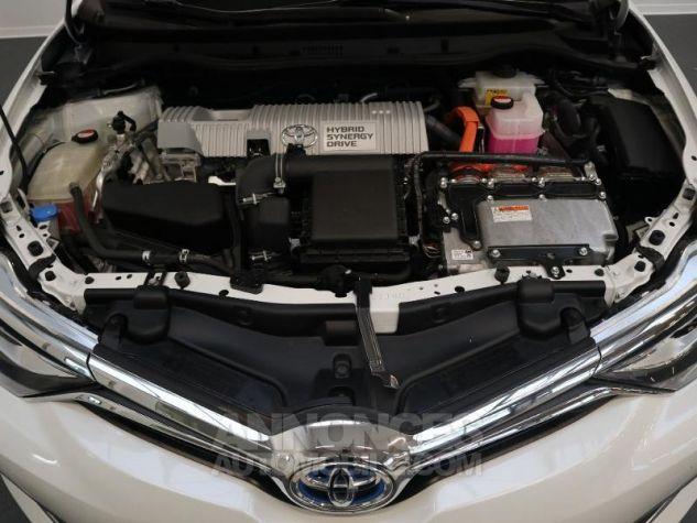 Toyota AURIS HSD 136h Executive BLANC NACRE Occasion - 13
