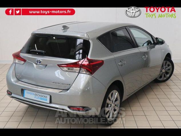 Toyota AURIS HSD 136h Executive gris Occasion - 1