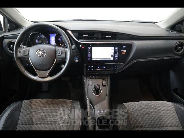 Toyota AURIS HSD 136h Executive gris Occasion - 2
