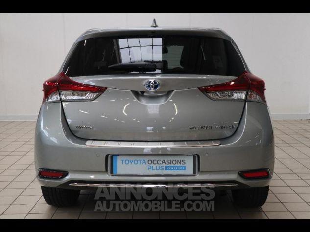 Toyota AURIS HSD 136h Executive gris Occasion - 4