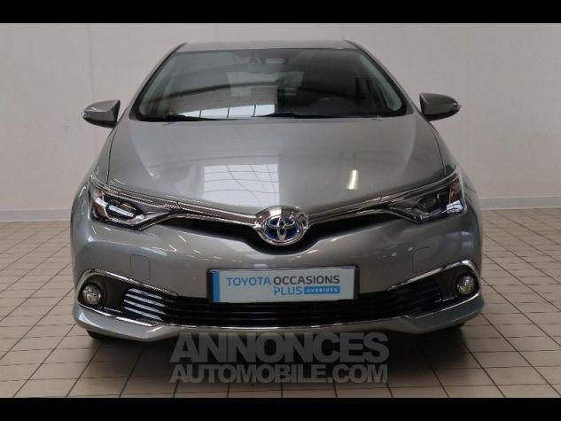 Toyota AURIS HSD 136h Executive gris Occasion - 6