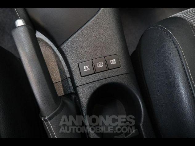 Toyota AURIS HSD 136h Executive gris Occasion - 10