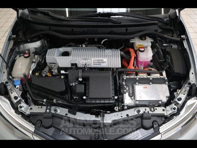 Toyota AURIS HSD 136h Executive gris Occasion - 15