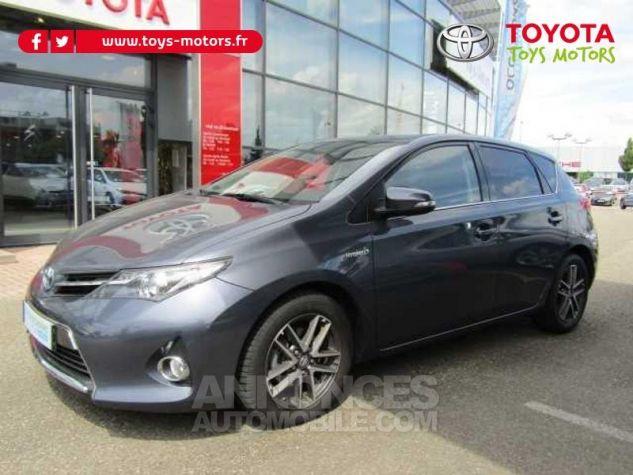 Toyota AURIS HSD 136h Feel Gris Foncé Métal Occasion - 0