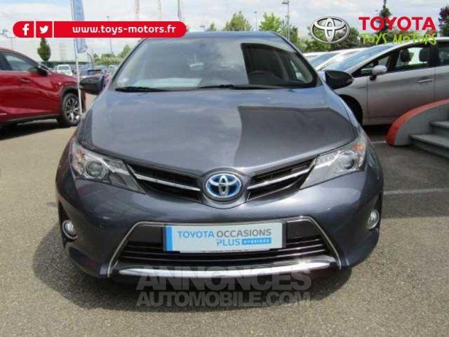 Toyota AURIS HSD 136h Feel Gris Foncé Métal Occasion - 1