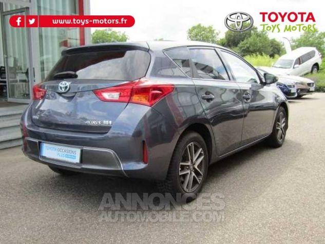 Toyota AURIS HSD 136h Feel Gris Foncé Métal Occasion - 2