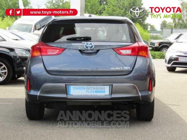 Toyota AURIS HSD 136h Feel Gris Foncé Métal Occasion - 3