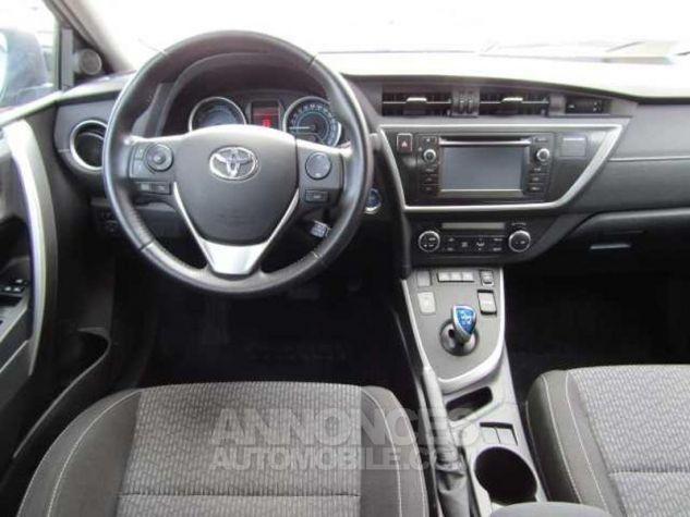 Toyota AURIS HSD 136h Feel Gris Foncé Métal Occasion - 4